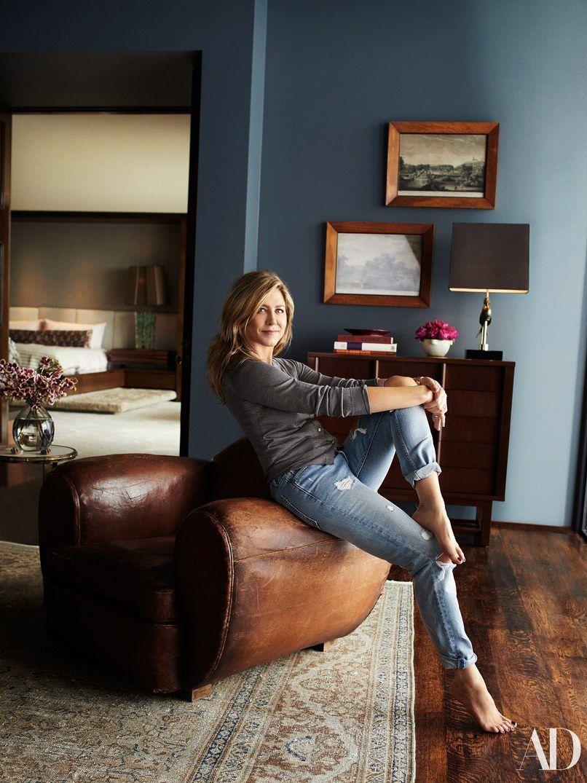 Оце так хороми: Дженніфер Еністон показала свій розкішний дім - фото 368824