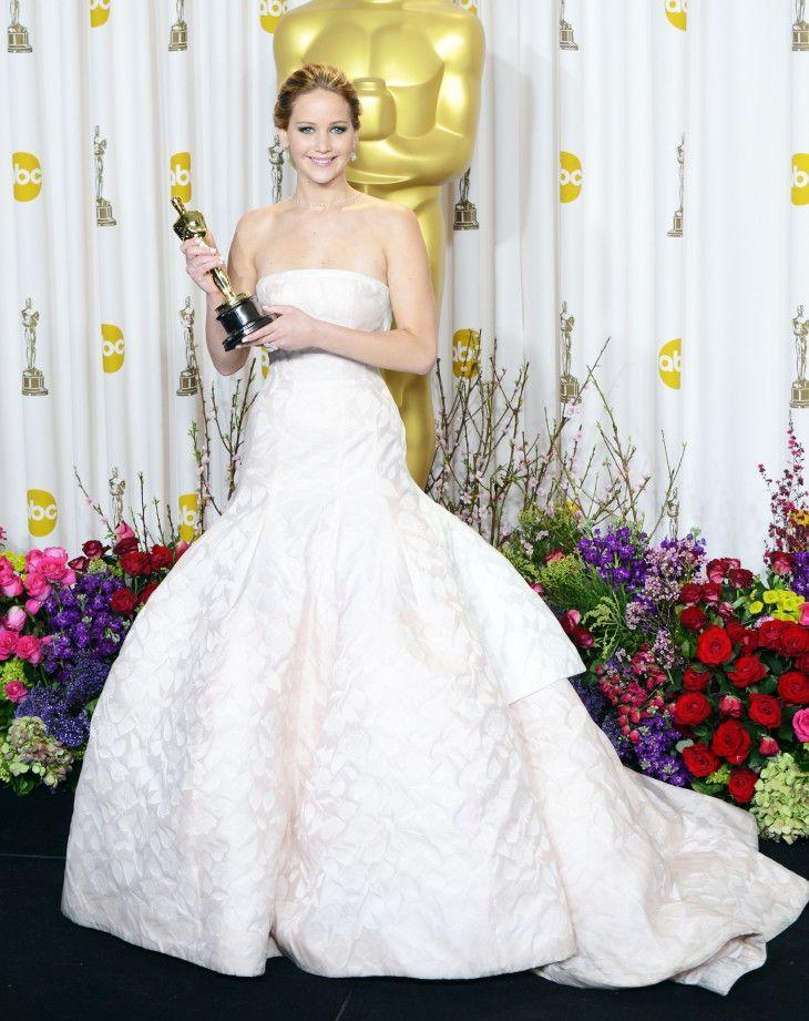 7 самых дорогих платьев за всю историю премии 'Оскар' - фото 370569
