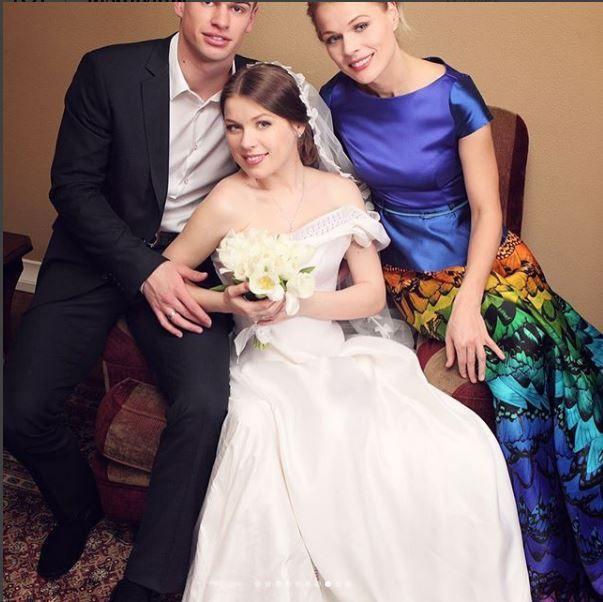Оля Фреймут показала сімейні фото, які до цього не наважувалась опублікувати - фото 366361