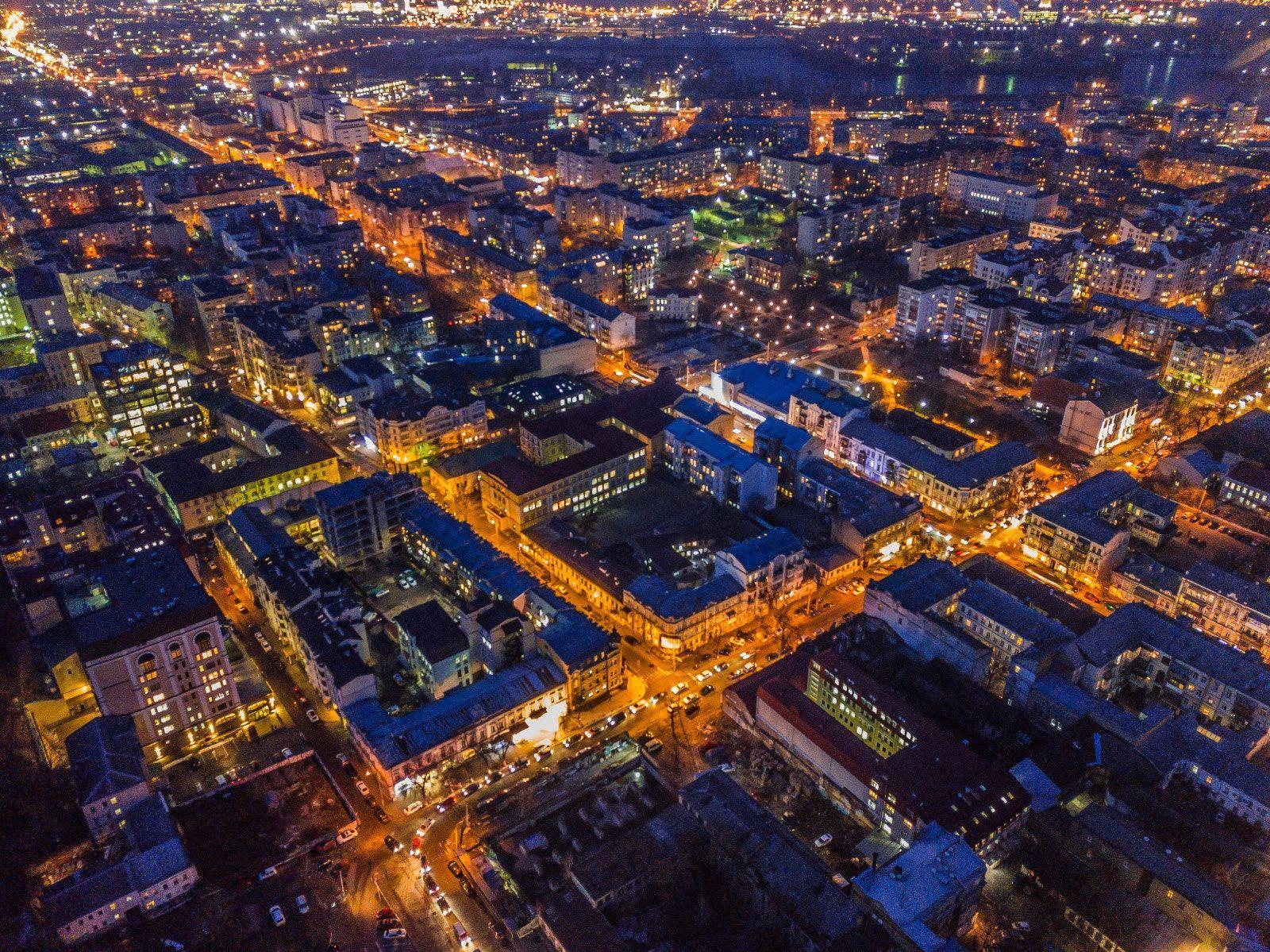 Київський фотограф показав унікальні фото Києва з висоти - фото 371117