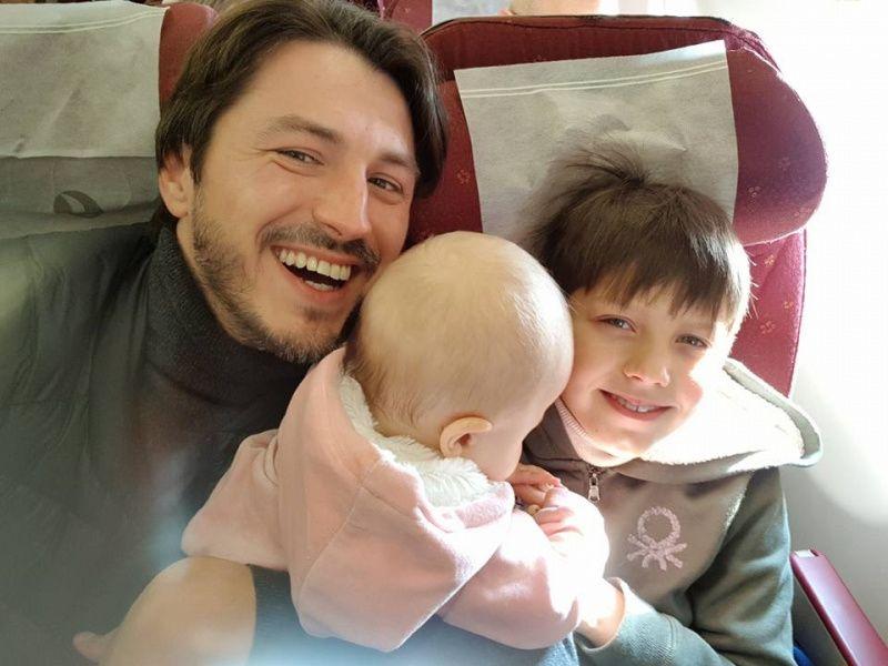Зірковий татусь Сергій Притула замилував знімками з малечею - фото 371553