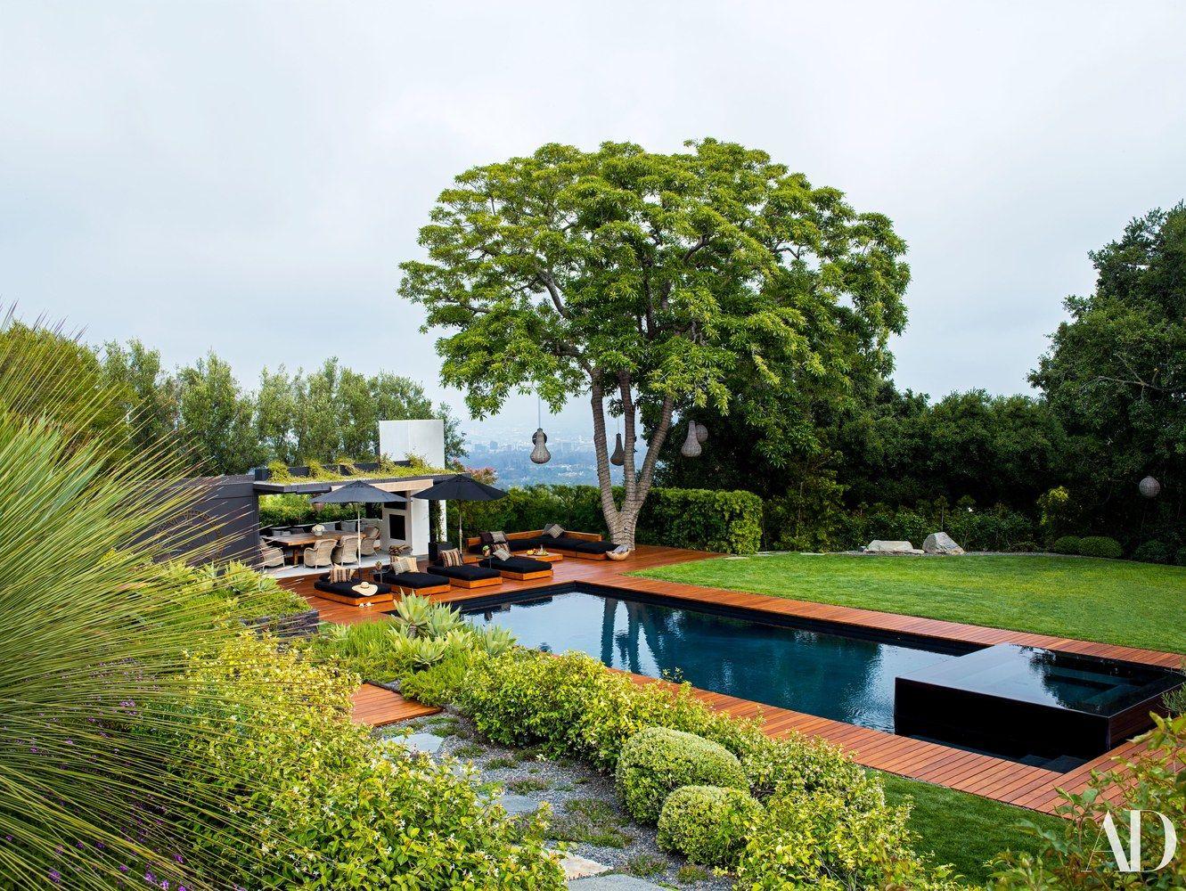 Оце так хороми: Дженніфер Еністон показала свій розкішний дім - фото 368829