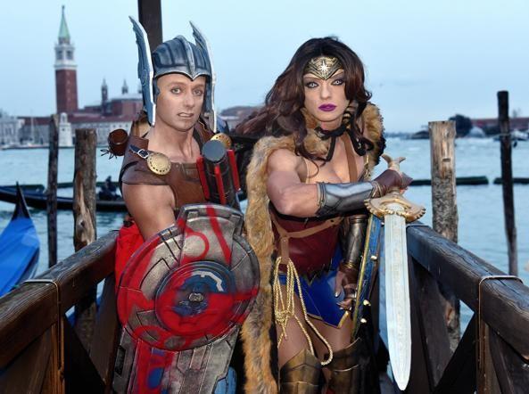 Пишаємось: одеситка увійшла у топ-10 найкрутіших нарядів Венеціанського карнавалу - фото 368198