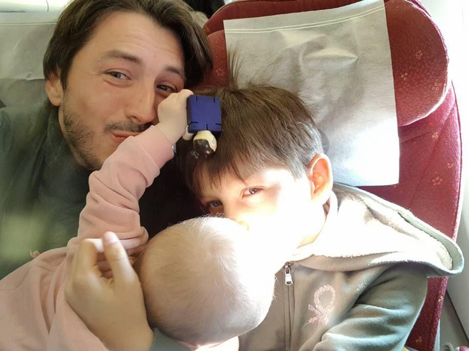 Зірковий татусь Сергій Притула замилував знімками з малечею - фото 371541