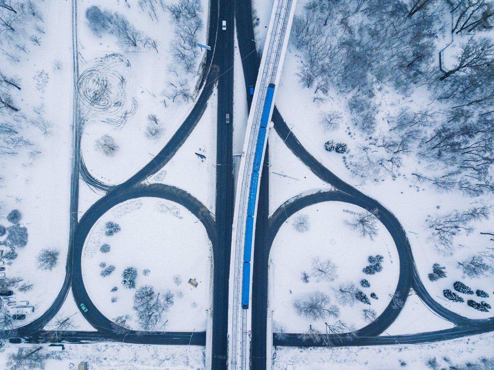 Київський фотограф показав унікальні фото Києва з висоти - фото 371115