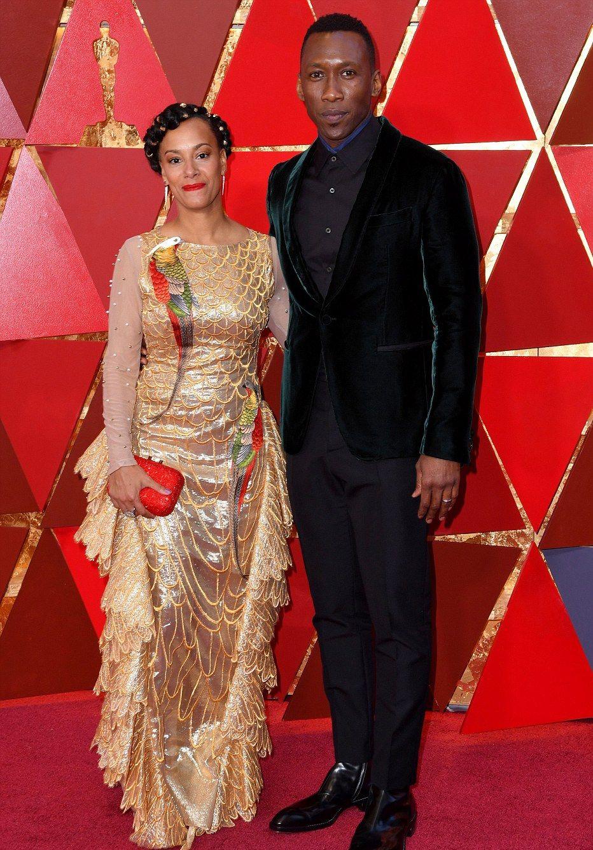 Оскар 2018: самые провальные платья с красной дорожки - фото 373367