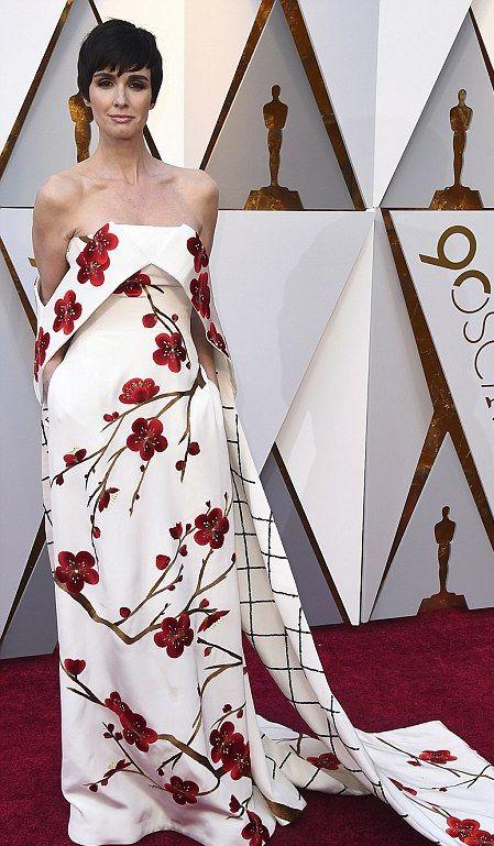 Оскар 2018: самые провальные платья с красной дорожки - фото 373356