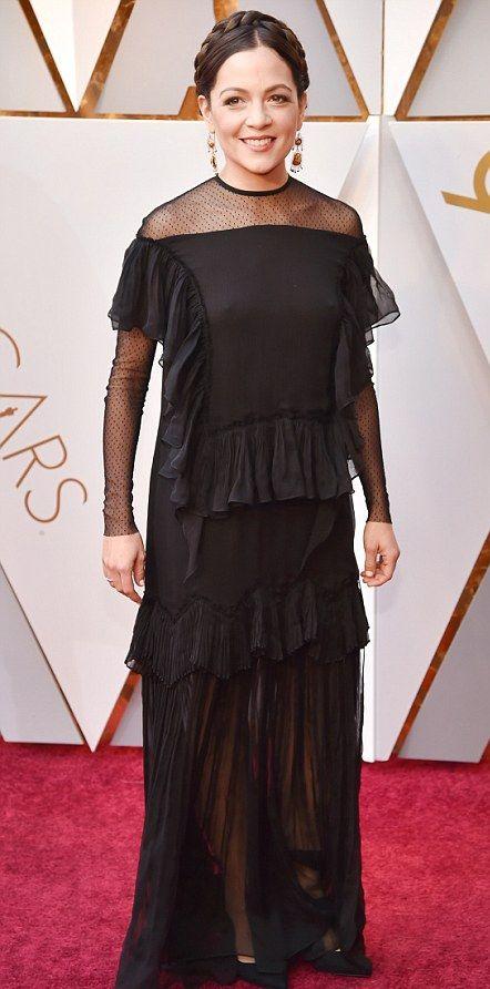 Оскар 2018: самые провальные платья с красной дорожки - фото 373353
