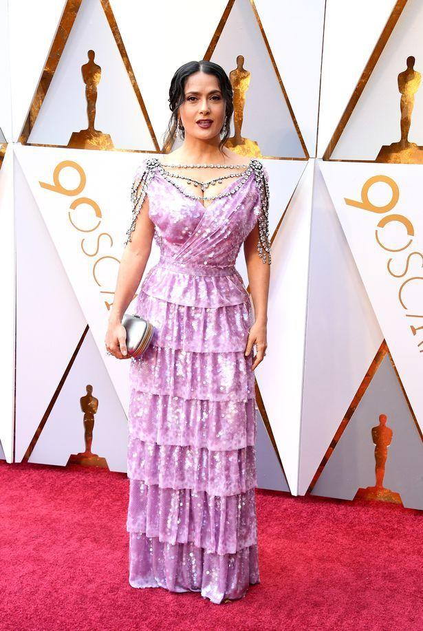 Оскар 2018: самые провальные платья с красной дорожки - фото 373352