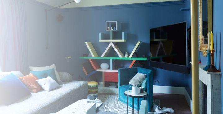 Вот это хоромы: Кара Делевинь похвасталась своими роскошными апартаментами в Лондоне - фото 381574