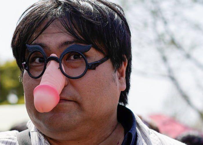 Японский фестиваль пенисов - праздник, который вы никогда не забудете - фото 378297