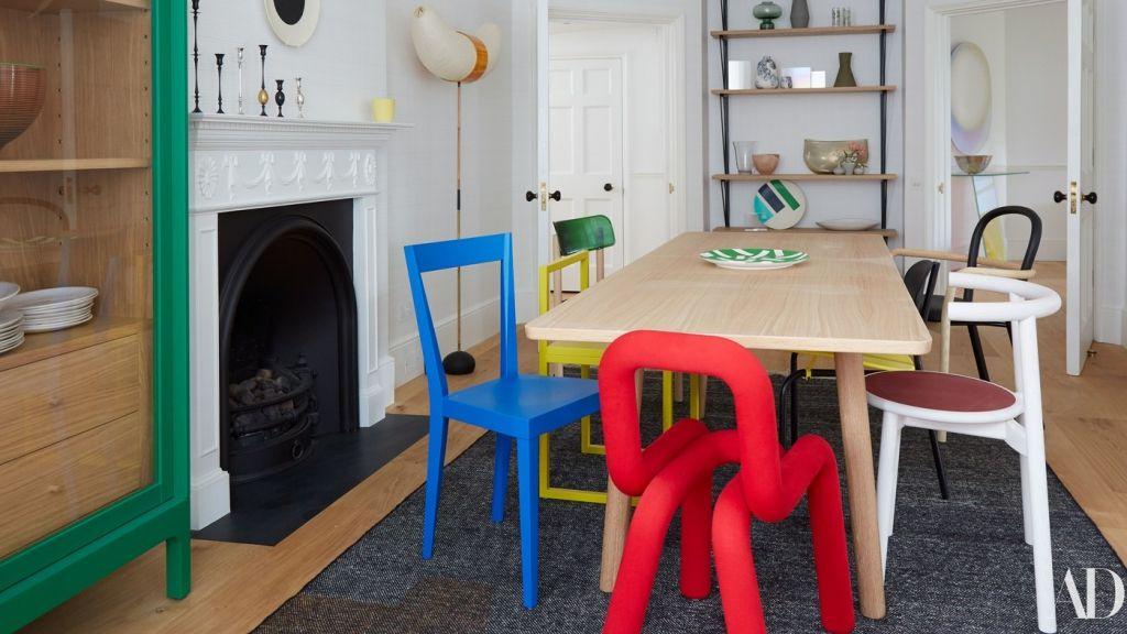 Вот это хоромы: Кара Делевинь похвасталась своими роскошными апартаментами в Лондоне - фото 381579