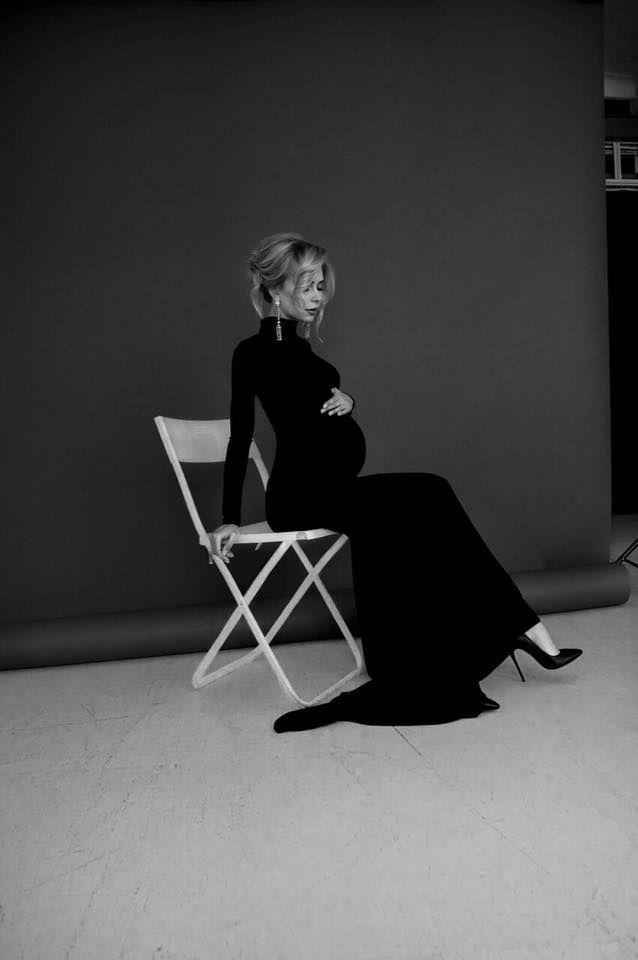 Беременная Юлия Думанская снялась в роскошной фотосессии вместе с мужем-олигархом - фото 384645
