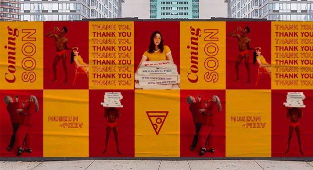 Вкусное современное искусство: в Нью-Йорке открывается музей пиццы - фото 382265