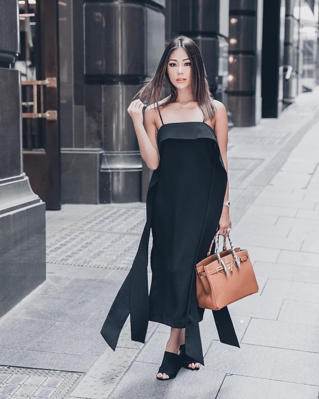 Як модно носити сарафан влітку 2018 року - фото 383953