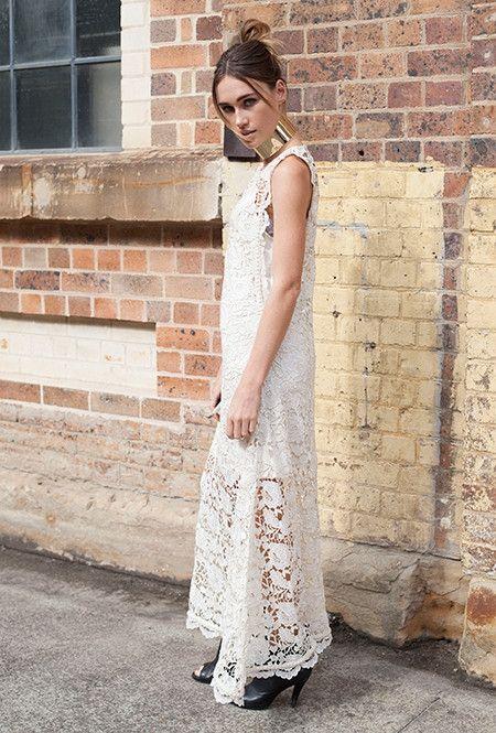 Як модно носити сарафан влітку 2018 року - фото 383952