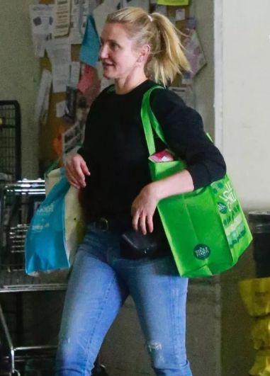 Вот так выглядит актриса Кэмерон Диас после того, как ушла из мира кино - фото 389548