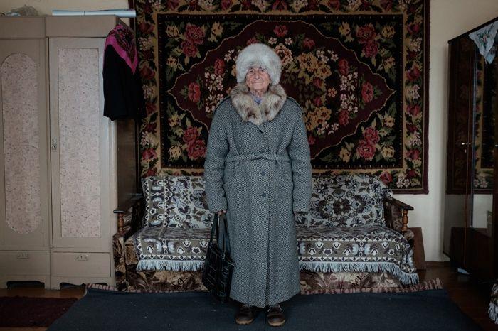 Королева стиля: 91-летняя бабушка из Беларуси покорит вас своей одеждой - фото 388250