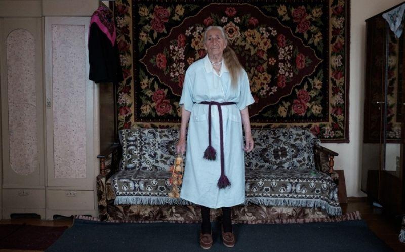 Королева стиля: 91-летняя бабушка из Беларуси покорит вас своей одеждой - фото 388245