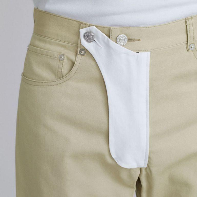 Брюки с накладкой на пенис - новый и очень абсурдный мужской тренд - фото 387839