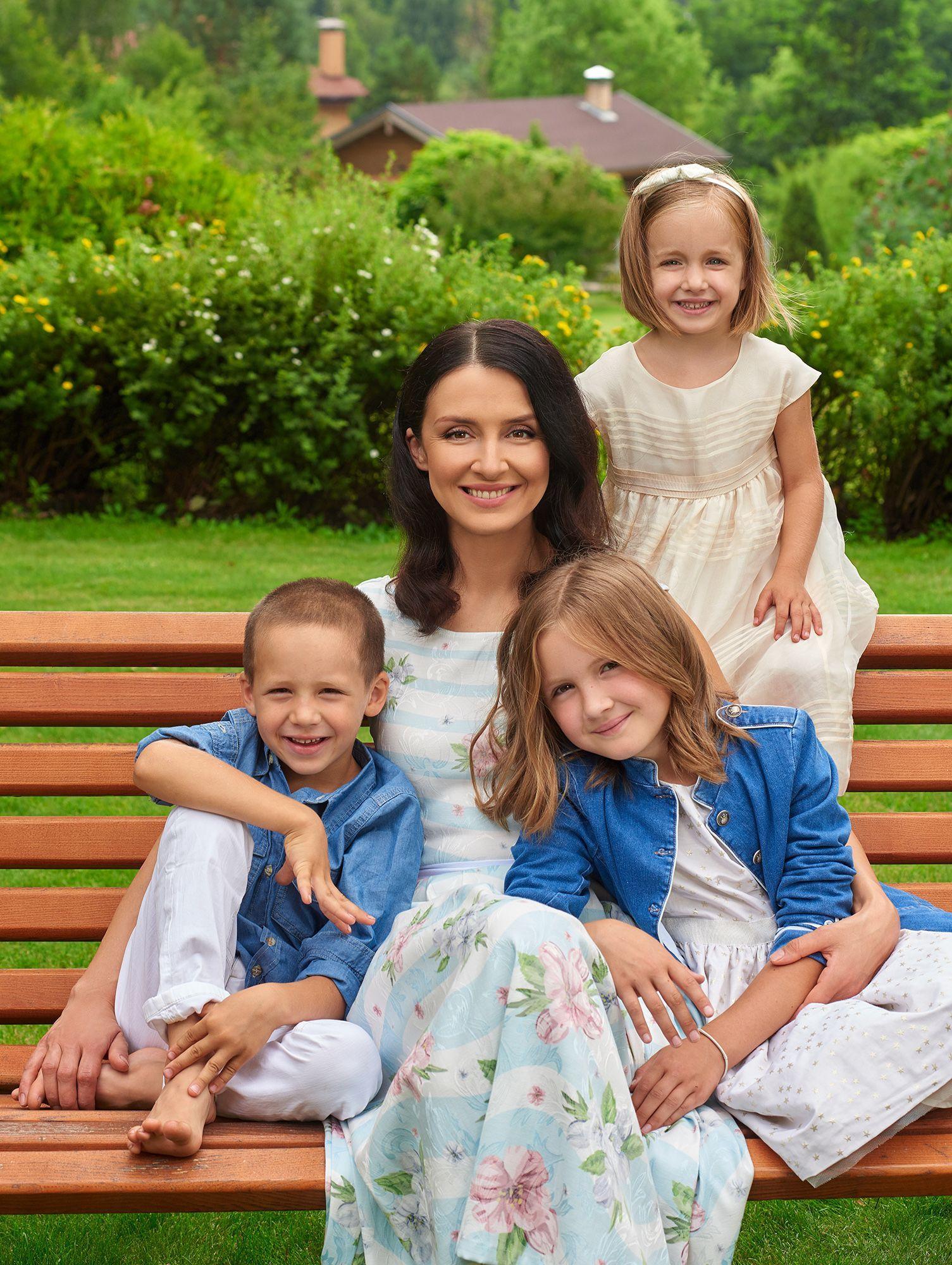 Ведущая Валентина Хамайко станет мамой в четвертый раз - фото 388507