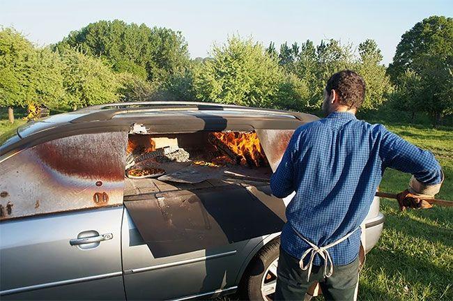 Майстер на всі руки: хлопець перетворив стару машину на річ, яку захоче кожен - фото 387299
