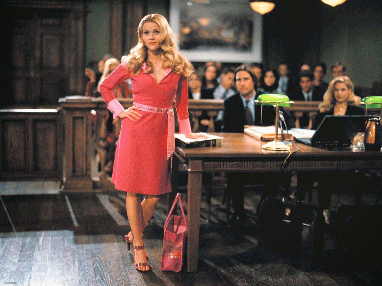 Риз Уизерспун сыграет 'Блондинку в законе' в продолжении голливудской комедии - фото 387767