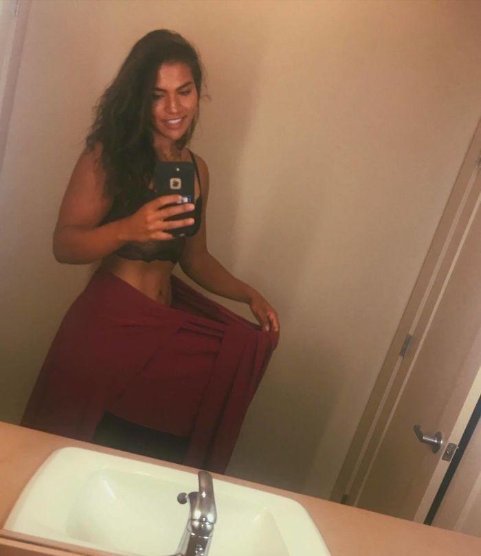 140-кілограмова дівчина довела, що стати гарячою крихіткою абсолютно реально - фото 391392