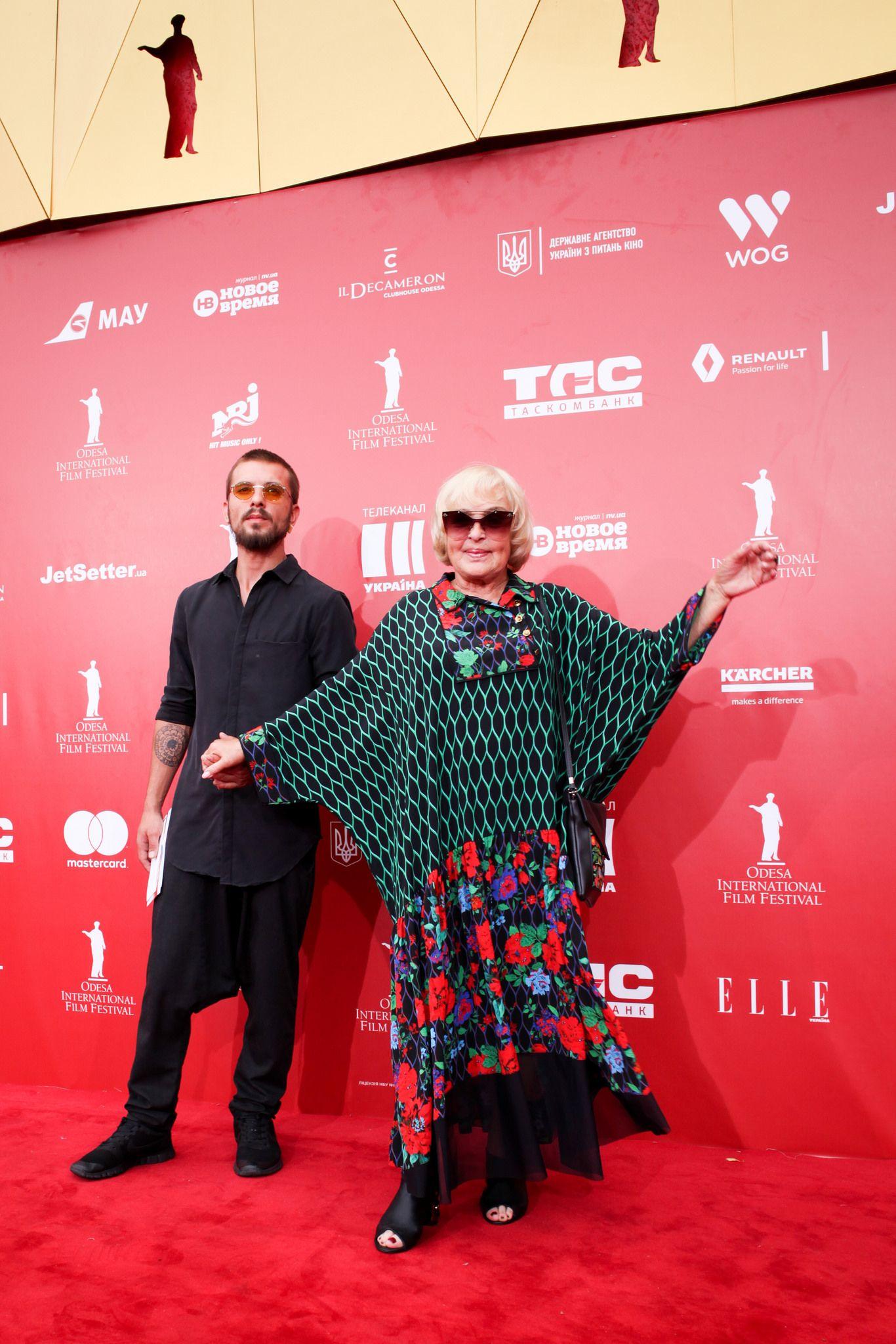 Ада Роговцева отримала 'Золотого Дюка' за внесок у кіномистецтво - фото 393378