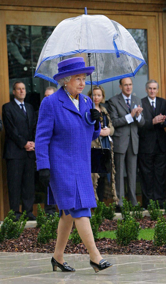 В мережі знайшли неочікуваний доказ, що Єлизавета ІІ ще та модниця - фото 401110