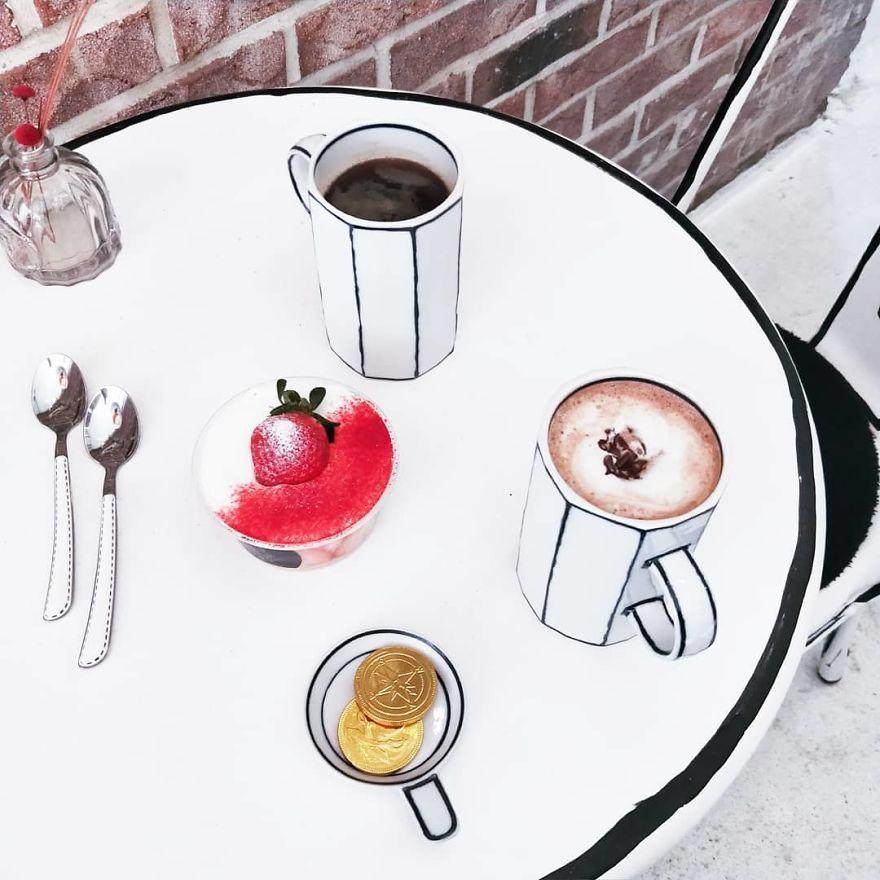 Такого ще не було: відкрили кафе, в якому здається, наче ти всередині мультика - фото 404754