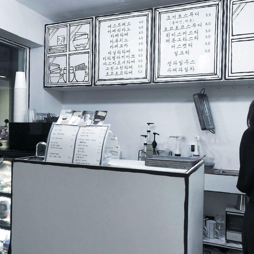 Такого ще не було: відкрили кафе, в якому здається, наче ти всередині мультика - фото 404760