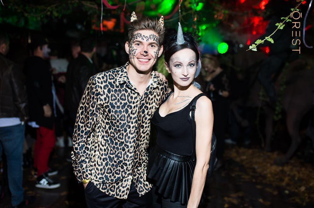 Украинские звезды развлеклись на знаменитой хеллоуинской вечеринке Николая Тищенко - фото 410323