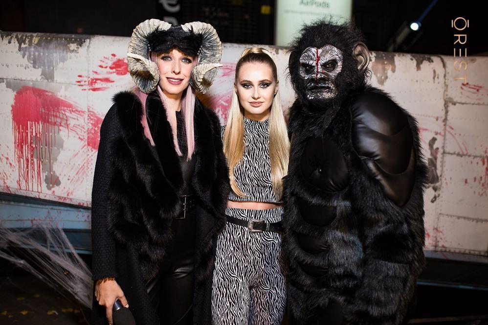 Украинские звезды развлеклись на знаменитой хеллоуинской вечеринке Николая Тищенко - фото 410327