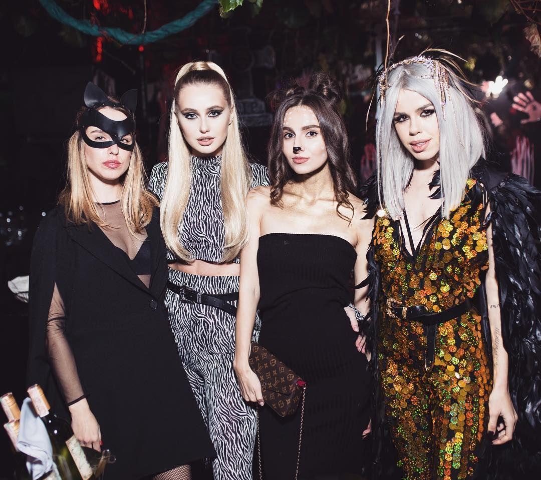 Украинские звезды развлеклись на знаменитой хеллоуинской вечеринке Николая Тищенко - фото 410330