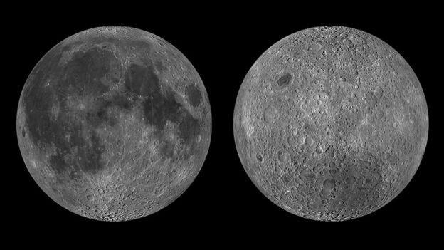 Науковці вперше в історії показали зворотну сторону Місяця - фото 417734