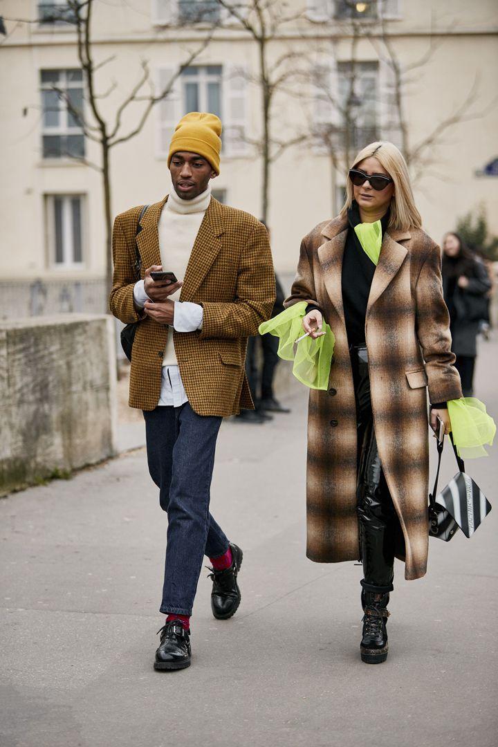 О, эта высокая мода: уличный стиль-вдохновение на улицах Парижа - фото 419566