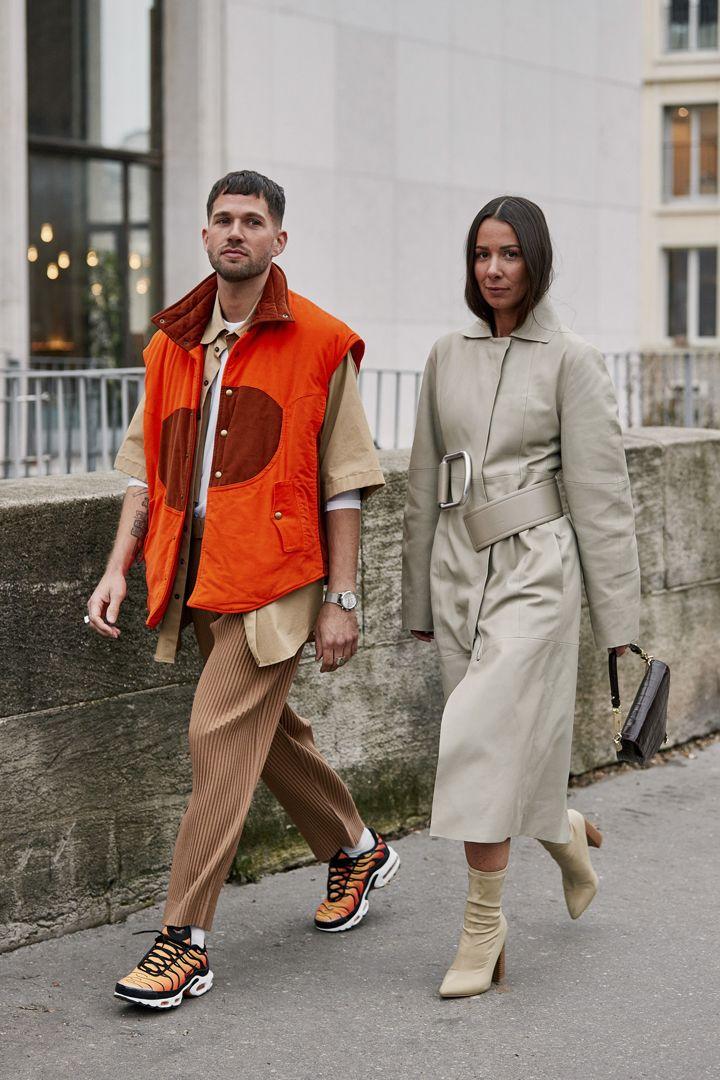 О, эта высокая мода: уличный стиль-вдохновение на улицах Парижа - фото 419567