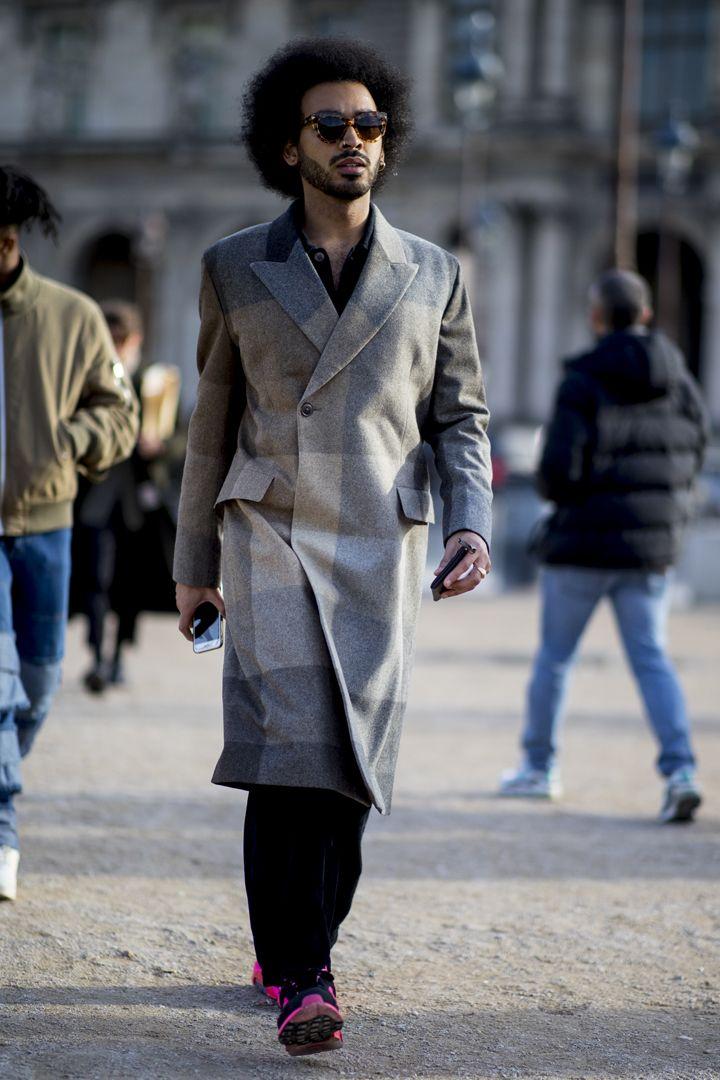 О, эта высокая мода: уличный стиль-вдохновение на улицах Парижа - фото 419568