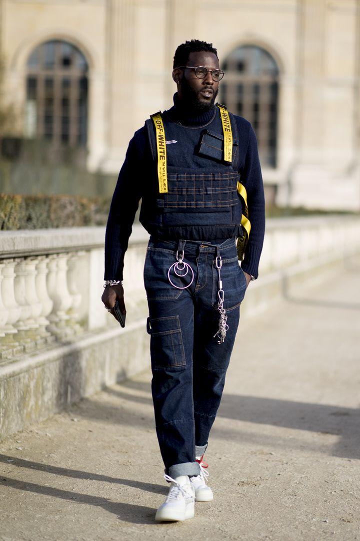 О, эта высокая мода: уличный стиль-вдохновение на улицах Парижа - фото 419570