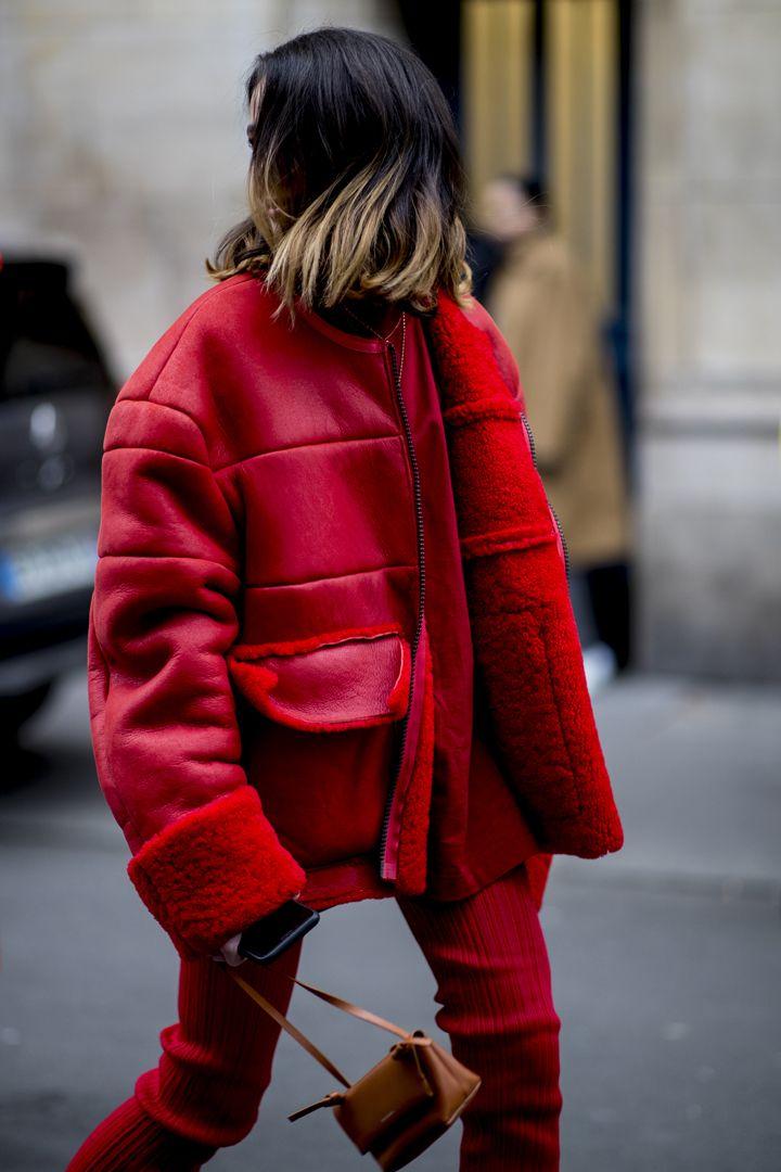 О, эта высокая мода: уличный стиль-вдохновение на улицах Парижа - фото 419571