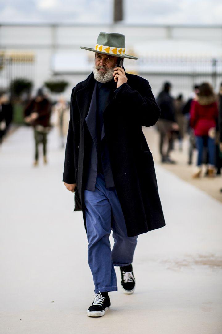 О, эта высокая мода: уличный стиль-вдохновение на улицах Парижа - фото 419573