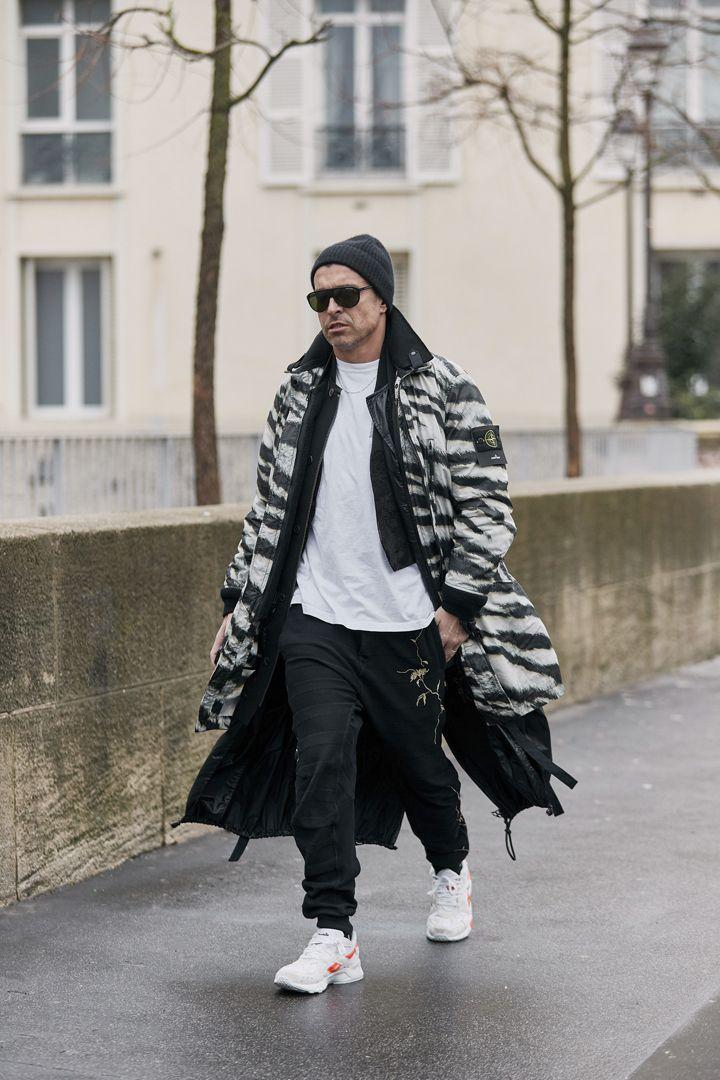О, эта высокая мода: уличный стиль-вдохновение на улицах Парижа - фото 419580
