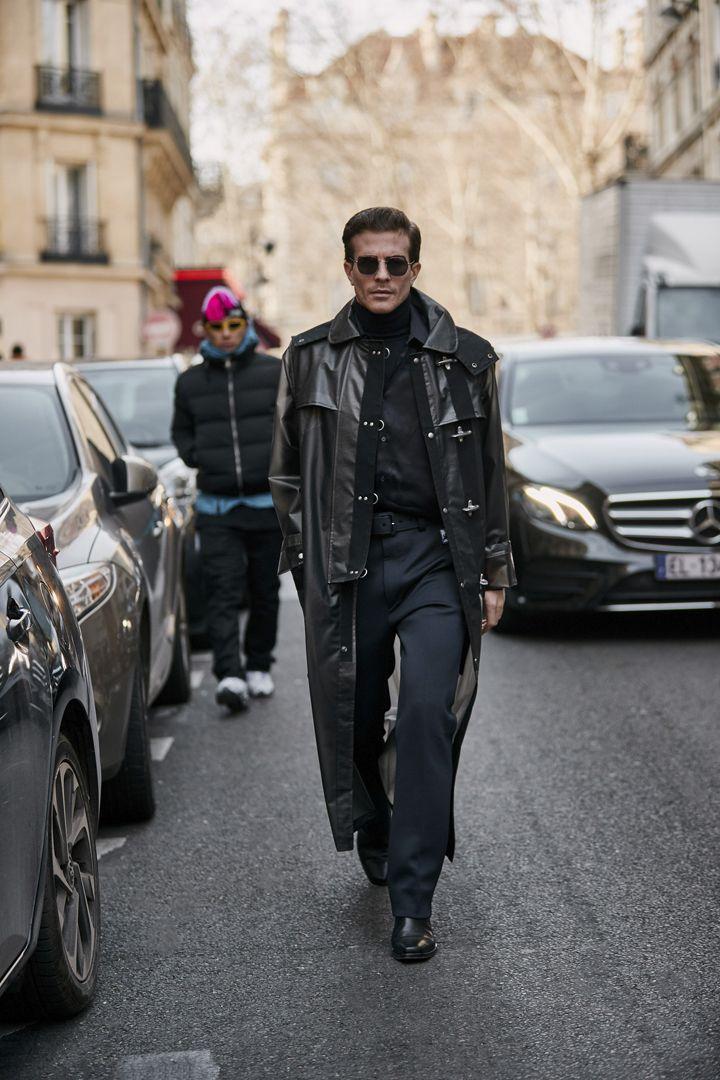 О, эта высокая мода: уличный стиль-вдохновение на улицах Парижа - фото 419585
