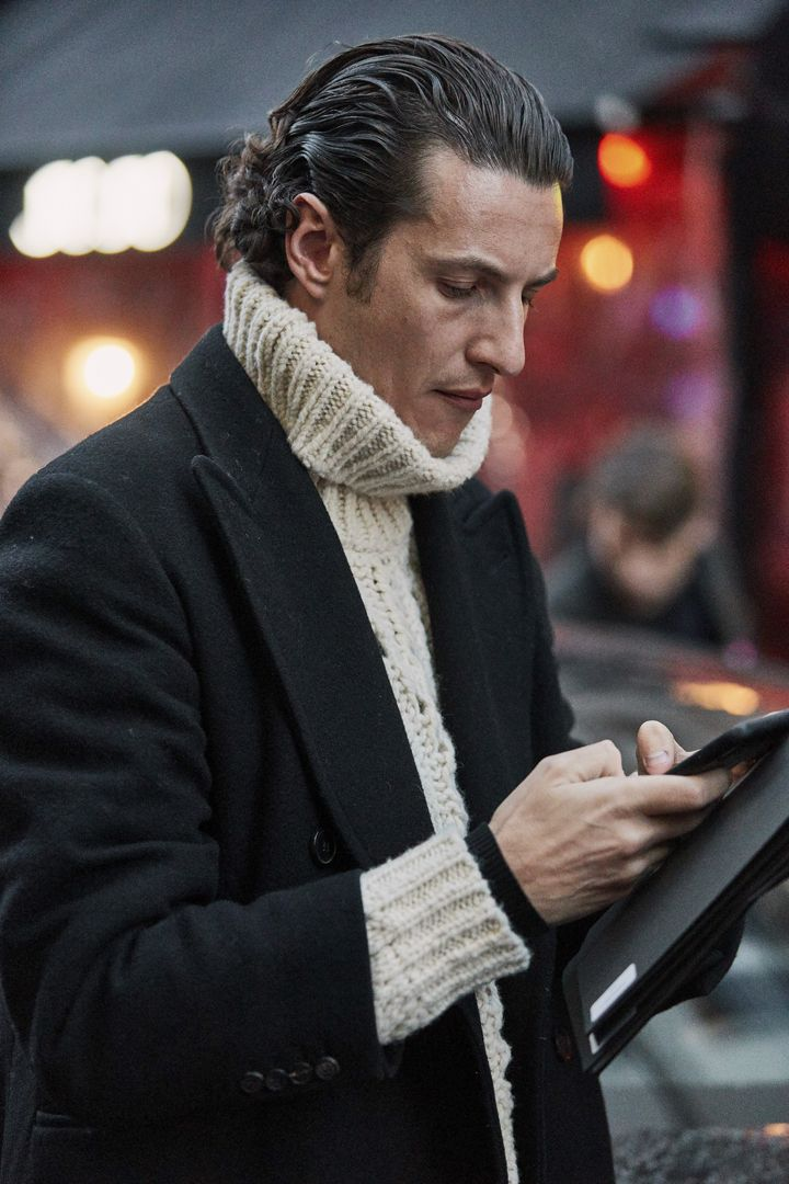 О, эта высокая мода: уличный стиль-вдохновение на улицах Парижа - фото 419588