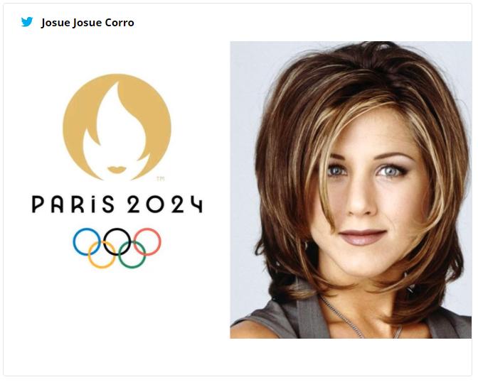 Новый логотип к Олимпиаде 2024 стал шикарным мемом - фото 455089
