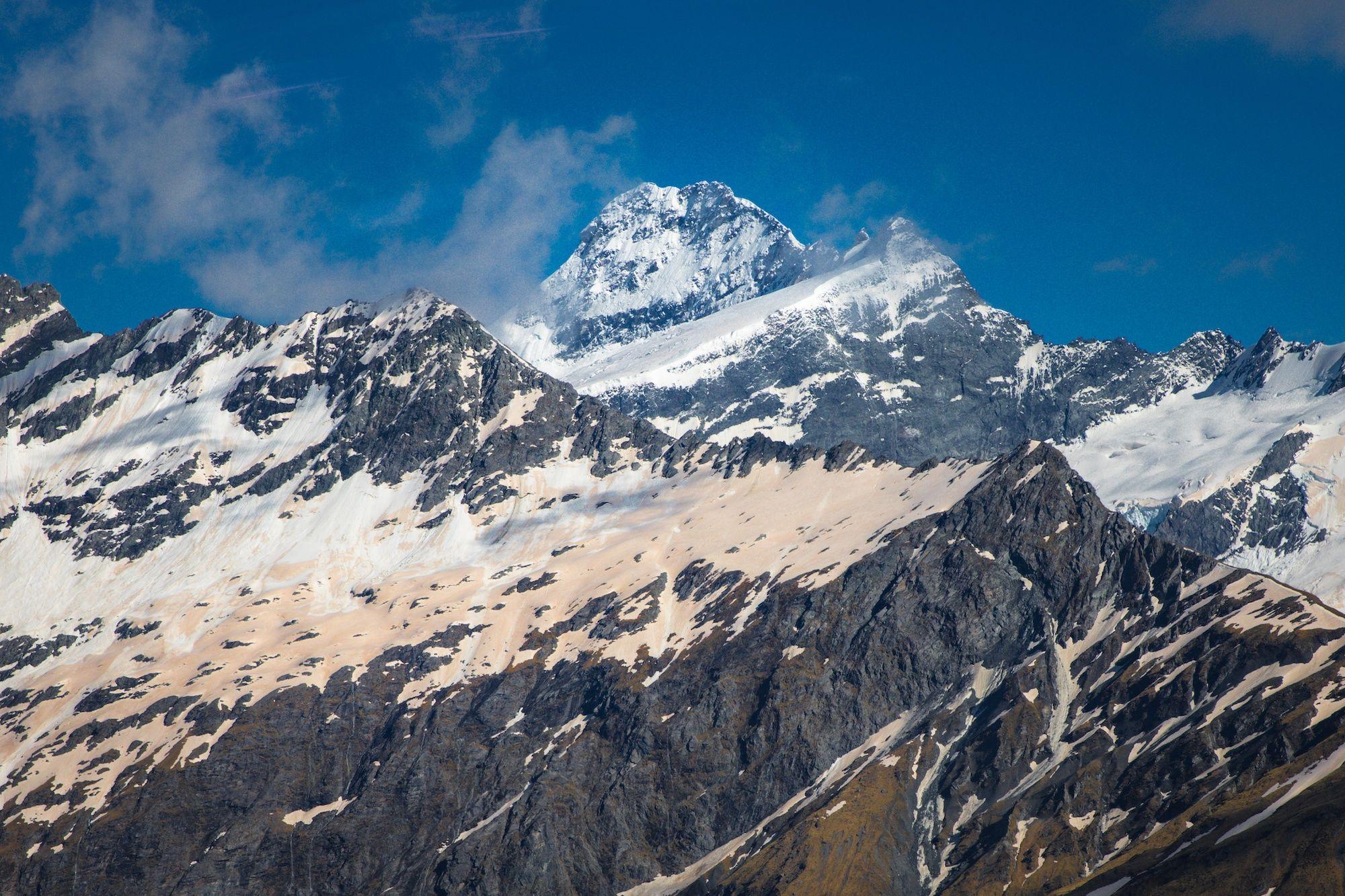 Фото дня: льодовики в Новій Зеландії почервоніли - фото 460662