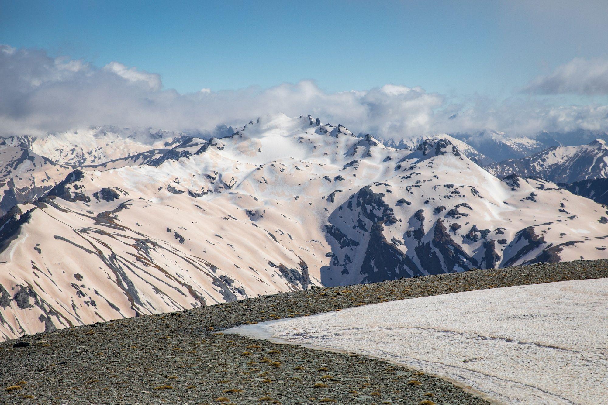 Фото дня: льодовики в Новій Зеландії почервоніли - фото 460663
