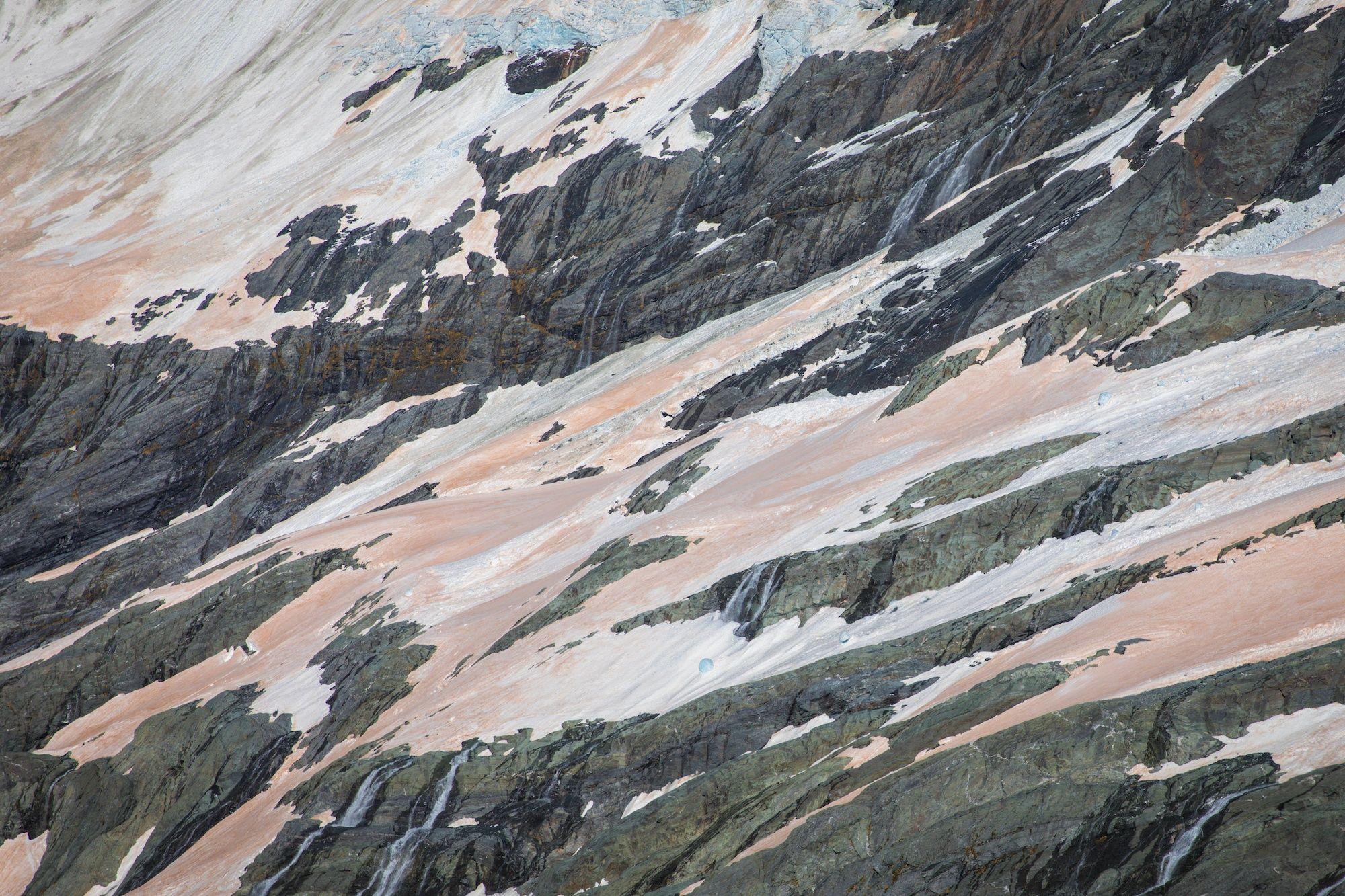 Фото дня: льодовики в Новій Зеландії почервоніли - фото 460668