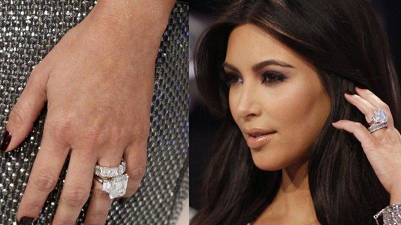 42f075f6418d Блеснуть  самые роскошные обручальные кольца звезд - Люкс FM